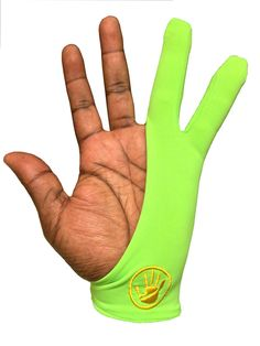 Colors, Colors, Colors! The Hand Glider glove allows you to finally set your hand down when sketching on your tablet. No more unintentional marks. New colors available at www.thehandglider.com