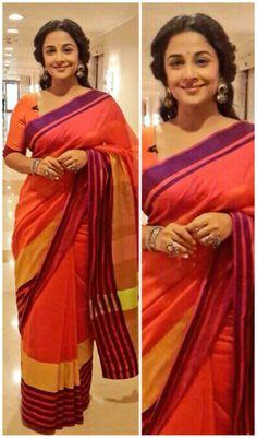 Vidya Balan in Rahul Mishra: So so pretty!