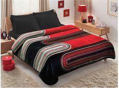 Delta Çift K.Battaniye-Siyah -  - Ev Tekstili - 89,99 TL | markapella