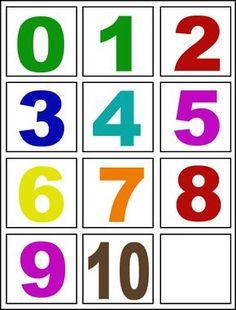 Foto:                                                                                                                                                                                 Más Numbers Preschool, Free Preschool, Math Numbers, Preschool Worksheets, Preschool Classroom, Toddler Learning Activities, Preschool Activities, Kids Learning, Montessori Math