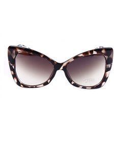Tom Ford Cat Eye sunglasses -- love how modern and how lolita the ...