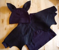 Milly's Bat Costume | Bat wings! And a matching little bat-e… | Claire Smith | Flickr