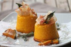 Пудинг из тыквы.Итальянская кухня.