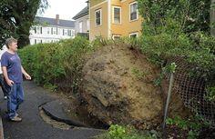 Labor Day means yard work after tornado lands in Worcester - Worcester Telegram & Gazette - telegram.com