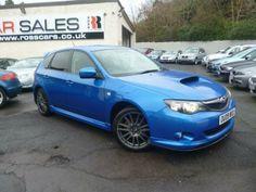2009 Subaru Impreza 2.5 WRX S 5dr  £8,495