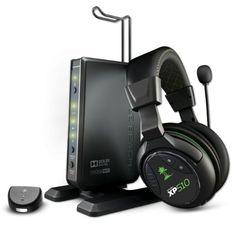 Turtle Beach Ear Force XP510 Gaming Headset $179.99!