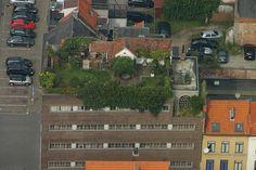 Rooftop farm in Antwerp