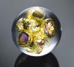 Beauty Beyond Nature: Stunning Artistic Glass Paperweights by Paul J. Stankardglass-6