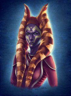 Swtor Togruta Sith by Aliens-of-Star-Wars.deviantart.com on @deviantART