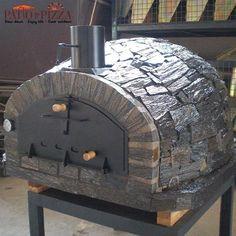 Traditional Pizzaioli Stone Pizza Oven | Patio & Pizza