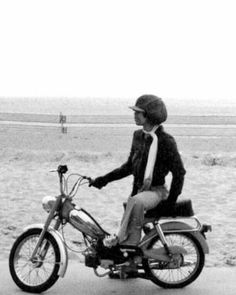 Image result for prince riding a motorcycle 1977