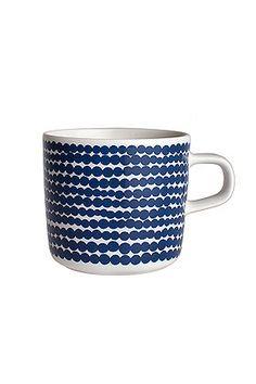 For summer living. Siirtolapuutarha coffee cup by #Marimekko, $17