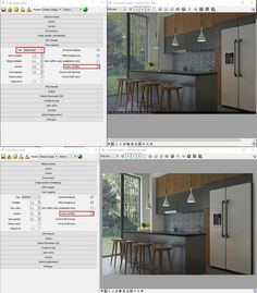 SETTING VRAY OPTIONS SKETCHUP Versi Dedi Tan | Link Studio Design