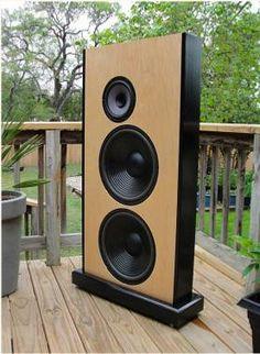 Manzanita Audio Solutions Ultra Plus open baffle