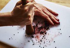 How to Make DIY Campari With Crushed Beetles