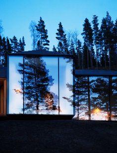 Norderhov Cabin by AtelierOslo » CONTEMPORIST