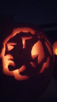 #chicago #blackhawks #pumpkin