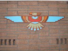 Gallery For > Native American Thunderbird Design … American Indian Art, American Gods, Thunderbird Tattoo, Native American Thunderbird, Native American Symbols, Eagle Tattoos, American Quilt, Native Design, Bubble Art