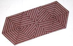 tablecloth Handmade, Hand Made, Handarbeit