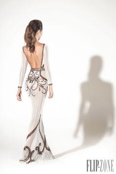 Charbel Zoé Frühjahr/Sommer 2016 - Couture - http://de.flip-zone.com/Charbel-Zoe-6189