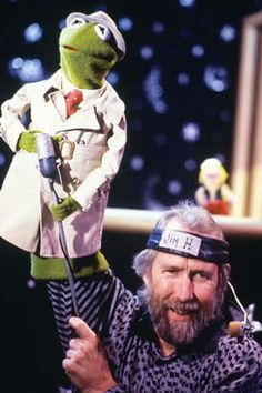 'The most sophisticated people I know - inside they are all children. '   Jim Henson