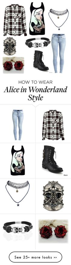 """Terra's Death Embers #20"" by terra-damnata on Polyvore"