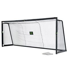 EXIT Forza Soccer Goal 500 x 119 x 200 cm Fußballtor Soccer Goal Garten Outdoor Rollers, Stand Up Paddle, Outdoor Furniture, Outdoor Decor, Outdoor Storage, Toys, Sports, Soccer, Products