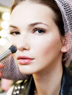 Celebrity makeup artist Wendy Rowe spills her master secret for camouflaging stubborn spots.