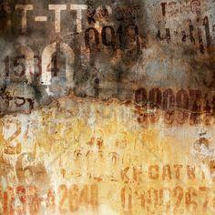 Old Grunge Wall - Canvas-taulut (maalaus) - Photowall