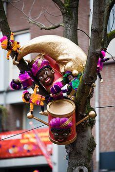 https://flic.kr/p/5Cqcu1 | Sinterklaas celebration in Almere
