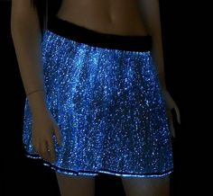 LED Clothes and Fiber Optic Fashion