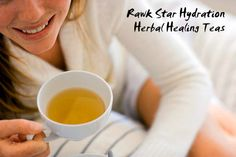 Hydrating with Herbal Teas
