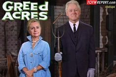 Corrupt Clinton Crime Family - Selling out America for their own profit...  #Traitors #CorruptClintons