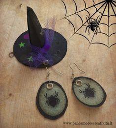Orecchini di Halloween