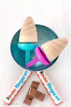 Rezept für ein leckeres und schnelles Kinder Schokoladen Eis. Nicht nur Kinder werden es lieben! Schnell, einfach, lecker!