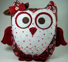 Soft Toys - Owl