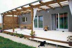 Terasa Conservatory, Backyard, Outdoor Structures, Garden, Outdoor Decor, Terraces, House, Decks, Home Decor