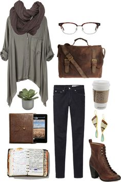 Minus coffee cup...not an accessory