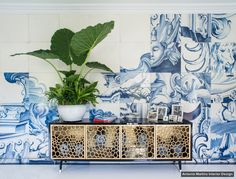 Master Bedroom - Antonio Martins Interior Design // San Francisco Decorator Showcase AMAZING!  @RentLucky