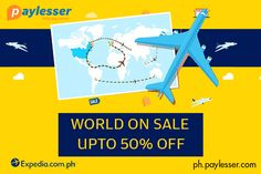 Book now for your trip at Year End Sale-enjoy the trip with a discount of UPTO 50%. #Expedia #YearEndSale #Offer #Paylesser  Why pay more?