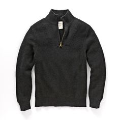 FOSSIL® Clothing Outerwear & Sweaters:Clothing Oliver Half Zip Sweater MC2647