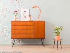 Vintage Kommoden - 60er Kommode, Sideboard, 50er, Vintage - ein Designerstück von Mid-Century-Friends bei DaWanda