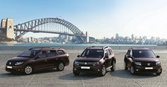 The unveiling of the Dacia value enhancing ambiance prime special editions across the range. Come down into our Newport branch for more info! Dacia Logan, Dacia Duster, Nissan Infiniti, Samsung, Sydney Harbour Bridge, Newport, Range, Models, Templates