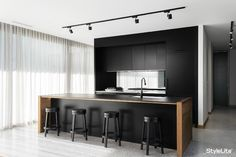 Ivy Lane by Cumulus Studio & Project Gallery & The Local Project Decor, Beautiful Kitchens, Custom Kitchen Cabinets, Interior Design Kitchen, Home Decor, Custom Door, Ivy Lane, Ikea Kitchen Cabinets, Kitchen Design