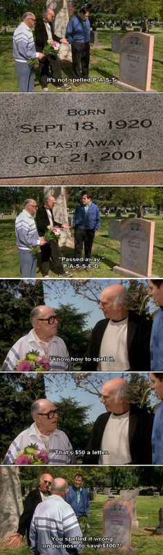 I love this show [Curb Your Enthusiasm] is part of Funny - More memes, funny videos and pics on Stupid Funny, Haha Funny, Funny Cute, Funny Memes, Funny Stuff, Jokes, Funniest Memes, Random Stuff, Funny Today