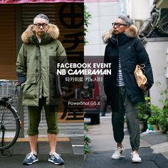 [NEW BALANCE] 겨울 패딩추천, 뉴발란스 프리미엄 다운 재킷 카메라맨 다운출시! 캐쥬얼과 클래...