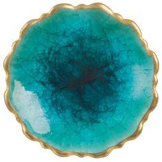 Türknauf aus Keramik blau | Maisons du Monde
