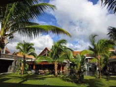 Crystals Beach Resort in Mauritius Paradise Island, Mauritius, Beach Resorts, East Coast, Road Trips, Coastal, Mansions, House Styles, Travel