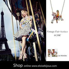 #moda #acessórios #bijuteria #n2 #lesnereides #eloisebijoux