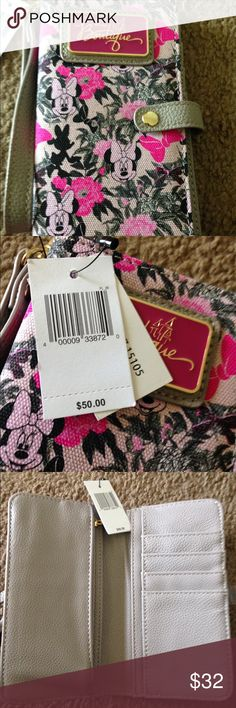 Selling this Disney Botique Wallet on Poshmark! My username is: starbucks185. #shopmycloset #poshmark #fashion #shopping #style #forsale #Handbags